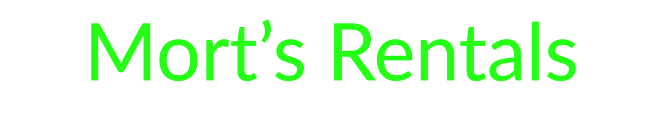 Mort's Rentals – Your neighborhood outfitting service